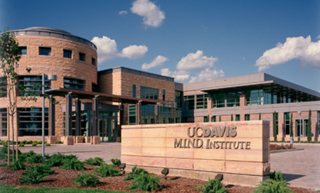 MIND Institute building at University of California, Davis